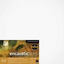 Encausticbord, 2-1/8 in. Profile, 16 in. x 16 in.