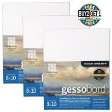 Gessobord Buy Two, Get One Pre-Packs, 8 in. x 10 in. - 1/8 in. Buy 2/Get 1 free GBS08 (pre-pack)
