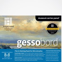 Gessobord, 1-1/2 in. Profile, 8 in. x 8 in.