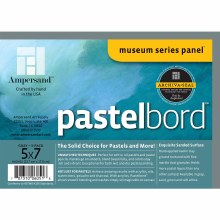 Pastelbord, 5 in. x 7 in. - Gray, 3/Pkg.
