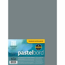Pastelbord, 9 in. x 12 in. - Gray
