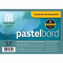 Pastelbord, 5 in. x 7 in. - Green, 3/Pkg.