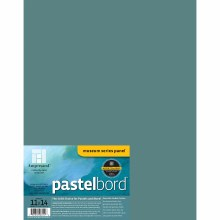 Pastelbord, 11 in. x 14 in. - Gray