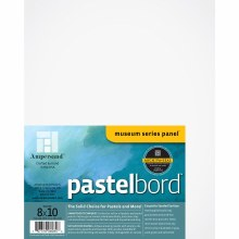 Pastelbord, 8 in. x 10 in. - White