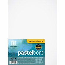 Pastelbord, 9 in. x 12 in. - White
