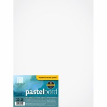 Pastelbord, 12 in. x 16 in. - White