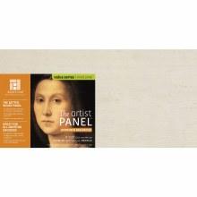 "Unprimed Basswood Panel, 1-1/2"" Profile, 8"" x 16"""