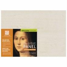 "Unprimed Basswood Panel, 7/8"" Profile, 5"" x 7"""