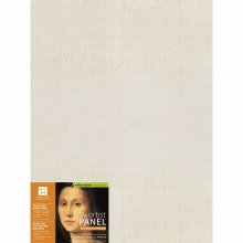 """Unprimed Basswood Panel, 7/8"""" Profile, 18"""" x 24"""" In-Store Pickup Only"""
