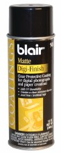 Digi-Finish Clear Protective Spray, Matte - 12 oz.