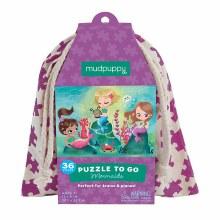 Puzzles To Go - Mermaids