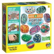 Hide & Seek Hydro Dip Rock Kit