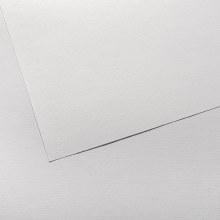 Canson Ingres Drawing Paper Sheets, White - 19 in. x 25 in. 27 lb. (100 gsm)