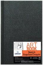 Artist Series Hardbound Sketch Books, 5.5 in. x 8.5 in. - 108/Sht. Hard Bound