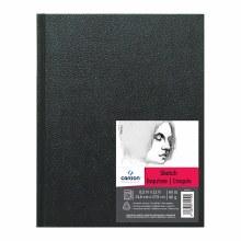 Canson Hardbound Sketch Books, 8.5 in. x 11 in. - 108/Sht. Hard Bound