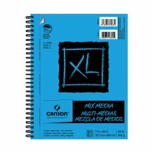 Canson XL Mix Media Pads, 7 in. x 10 in. - 60 Shts./Pad