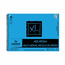Canson XL Mix Media Pads, 18 in. x 24 in., 30 Shts./Pad