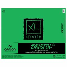 Canson XL Recycled Bristol Pads, 19 in. x 24 in. - 25 Shts./Pad