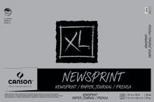 Canson XL Newsprint Paper Pads, Biggie - 50 Sheet Pads, 24 in. x 36 in.