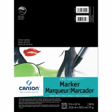Canson Pro-Layout Marker Pads, 9 in. x 12 in. - 50 Shts./Pad