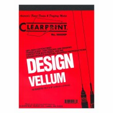 Design and Sketch Pads, Unprinted, 8.5 in. x 11 in.