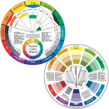 Pocket Color Wheels, English