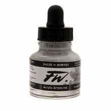 FW Acrylic Artists Ink, Cool Gray