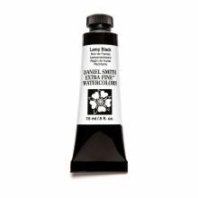 Daniel Smith Watercolors, 15ml Tubes, Lamp Black