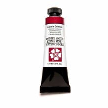 Extra-Fine Watercolors, 15ml Tubes, Alizarin Crimson