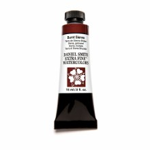 Extra-Fine Watercolors, 15ml Tubes, Burnt Sienna