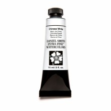 Extra-Fine Watercolors, 15ml Tubes, Chinese White