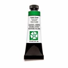 Daniel Smith Watercolors, 15ml Tubes, Cobalt Green
