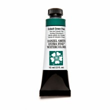 Extra-Fine Watercolors, 15ml Tubes, Cobalt Green Pale