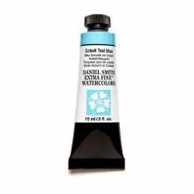 Daniel Smith Watercolors, 15ml Tubes, Cobalt Teal Blue