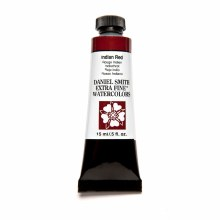 Extra-Fine Watercolors, 15ml Tubes, Indian Red