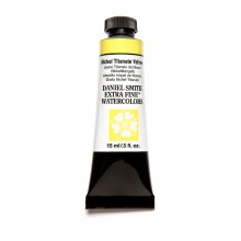 Extra-Fine Watercolors, 15ml Tubes, Nickel Titanate Yellow