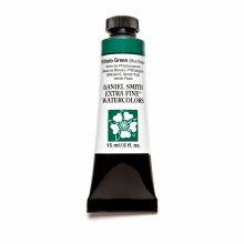 Extra-Fine Watercolors, 15ml Tubes, Pthalo Green (BS)