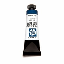 Extra-Fine Watercolors, 15ml Tubes, Prussian Blue