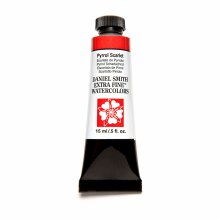 Extra-Fine Watercolors, 15ml Tubes, Pyrrol Scarlet