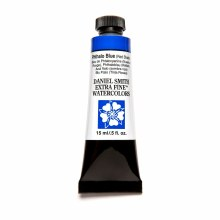 Extra-Fine Watercolors, 15ml Tubes, Pthalo Blue (RS)