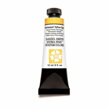 Extra-Fine Watercolors, 15ml Tubes, Permanent Yellow Deep