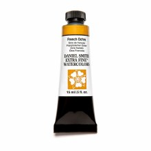 Extra-Fine Watercolors, 15ml Tubes, French Ochre