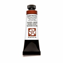 Extra-Fine Watercolors, 15ml Tubes, English Red Ochre