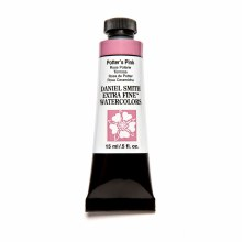Extra-Fine Watercolors, 15ml Tubes, Potters Pink (Pinkcolor)