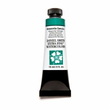 Extra-Fine Watercolors, 15ml Tubes, Amazonite Genuine - PrimaTek