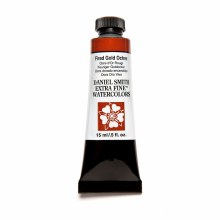 Extra-Fine Watercolors, 15ml Tubes, Fired Gold Ochre