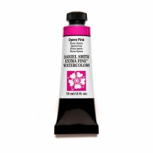 Extra-Fine Watercolors, 15ml Tubes, Opera Pink