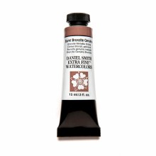 Extra-Fine Watercolors, 15ml Tubes, Burnt Bronzite Genuine - PrimaTek