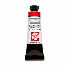 Extra-Fine Watercolors, 15ml Tubes, Anthraquinoid Scarlet