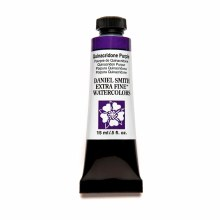 Extra-Fine Watercolors, 15ml Tubes, Quinacridone Purple